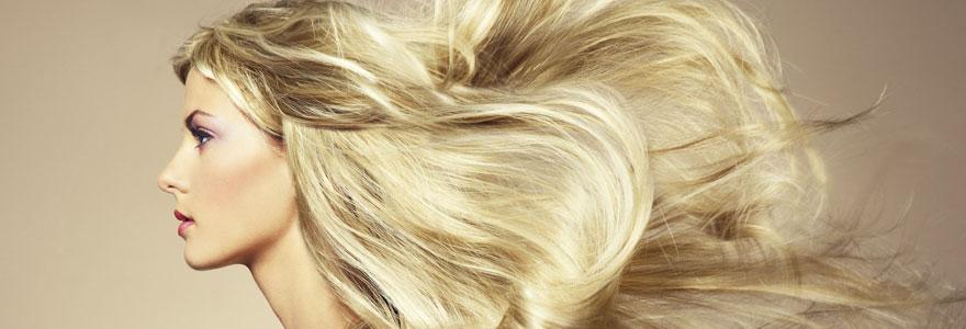 chouchouter ses cheveux