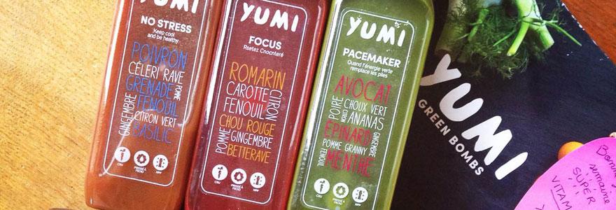 Yumi green bombs