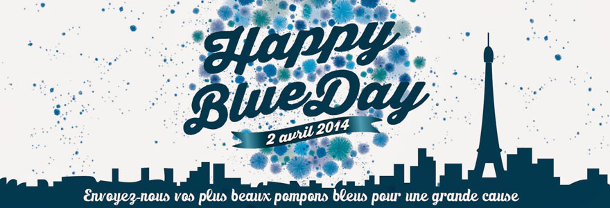 Happy Blue Day