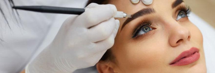 Centre de formation de maquillage permanent